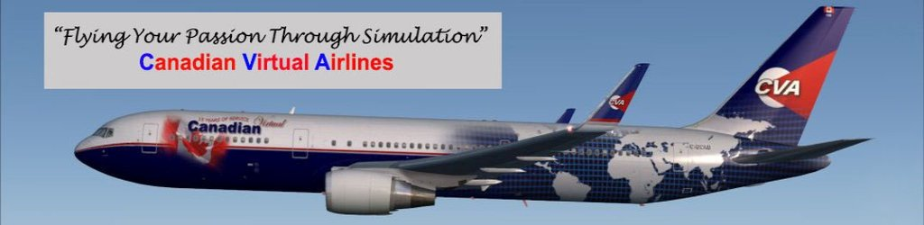 Welcome - Canadian Virtual Airlines
