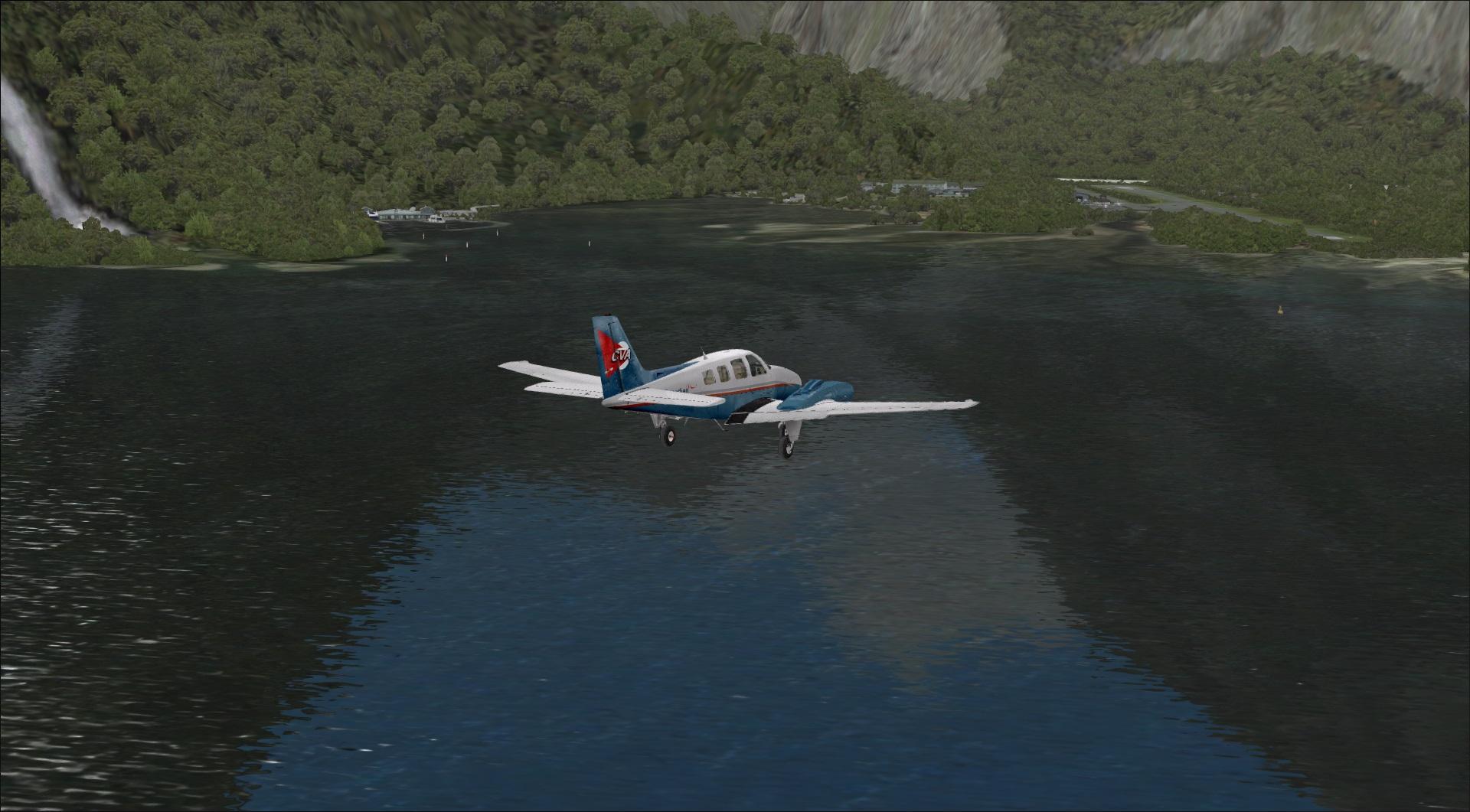 Milford Sound AU